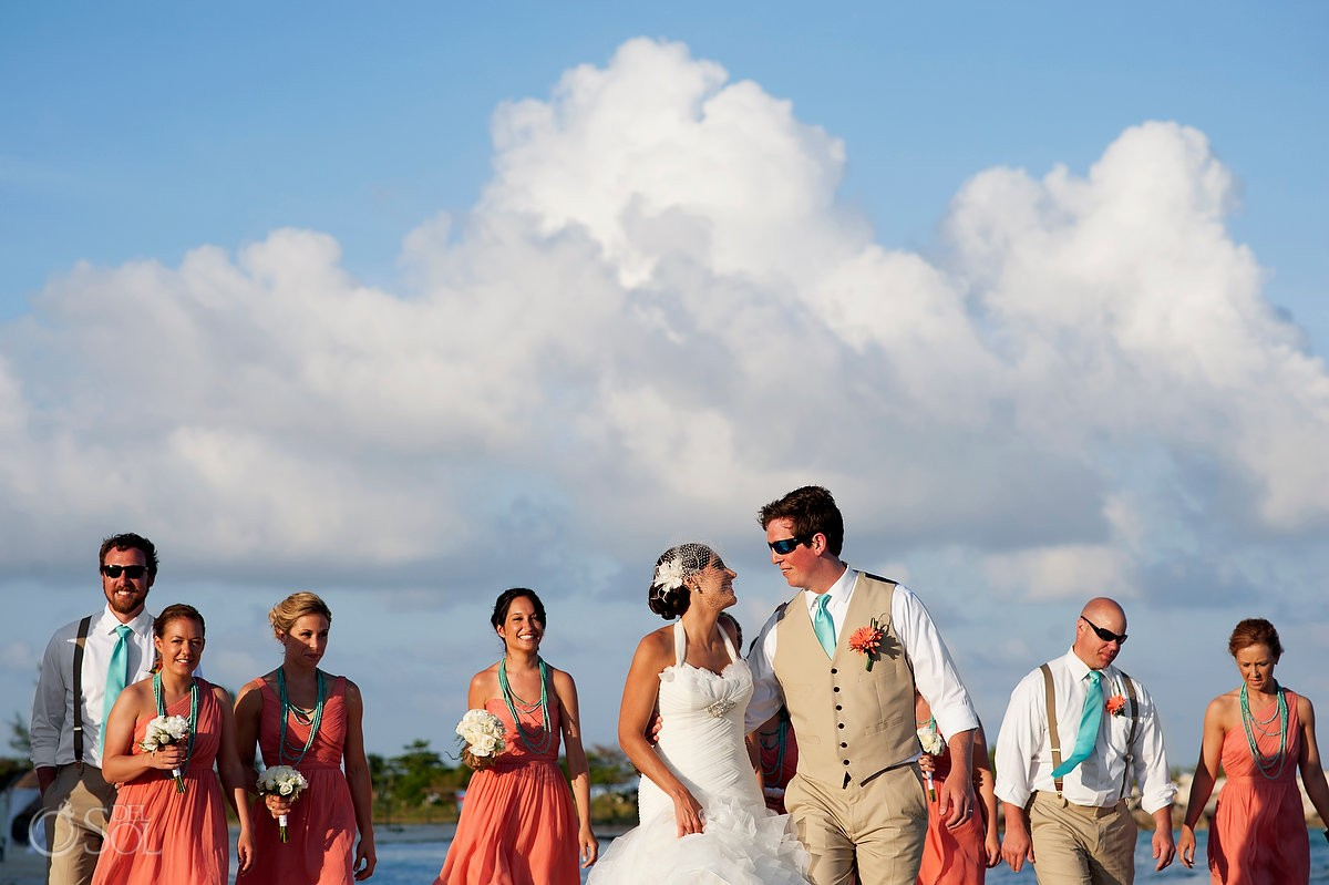 Destination wedding Now Jade Riviera Maya Mexico Del Sol Photography