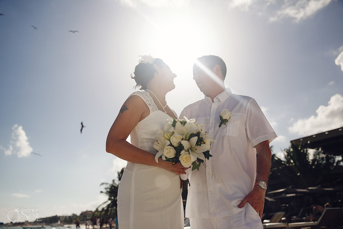 Destination wedding Playa del Carmen Mexico Playa Palms Del Sol Photography