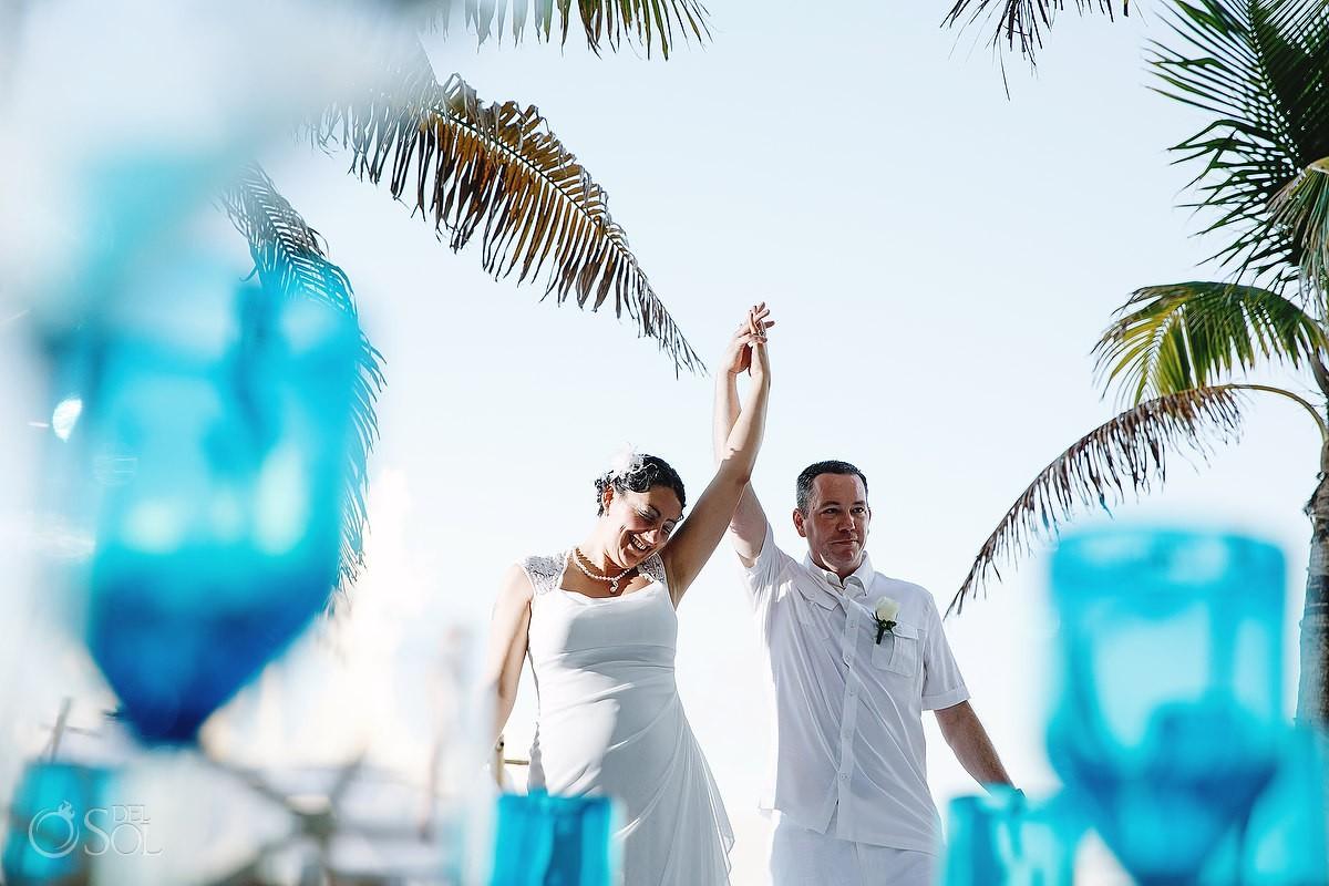 Destination wedding Playa del Carmen Playa Palms Mexico Del Sol Photography