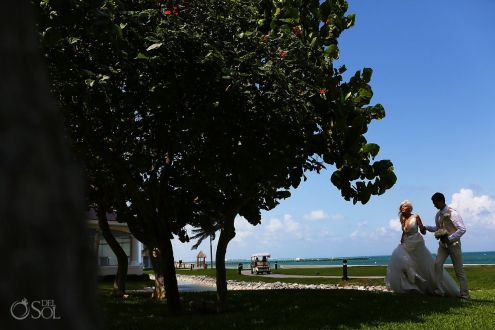 Destination wedding Cancun Moon Palace Mexico Del Sol Photography
