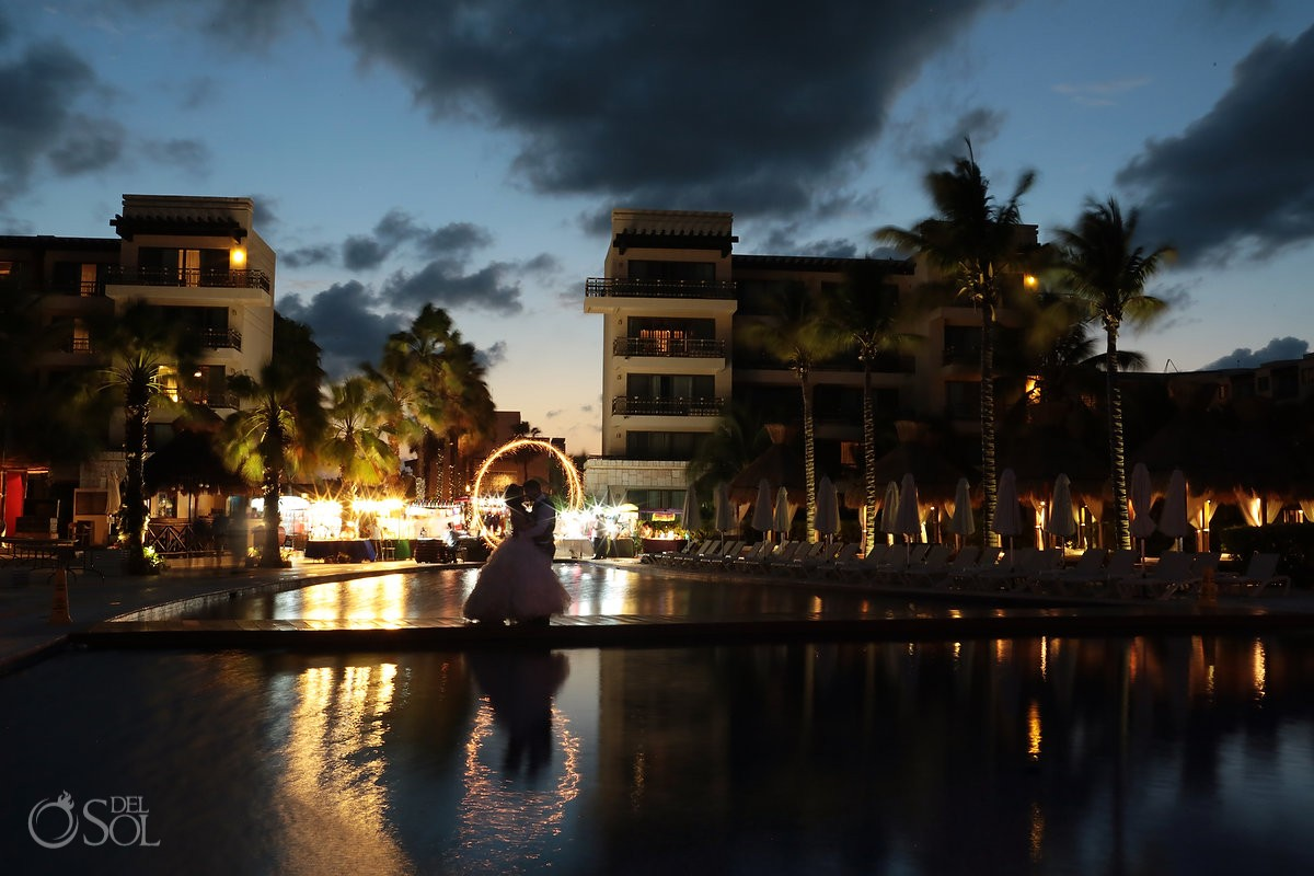 Destination wedding dreams riviera cancun