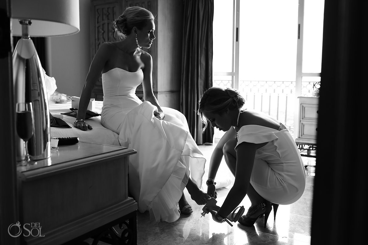 Destination wedding Cancun Sandos Mexico Del Sol Photography