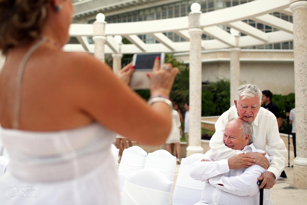 Cancun destination wedding Sandos Mexico Del Sol Photography