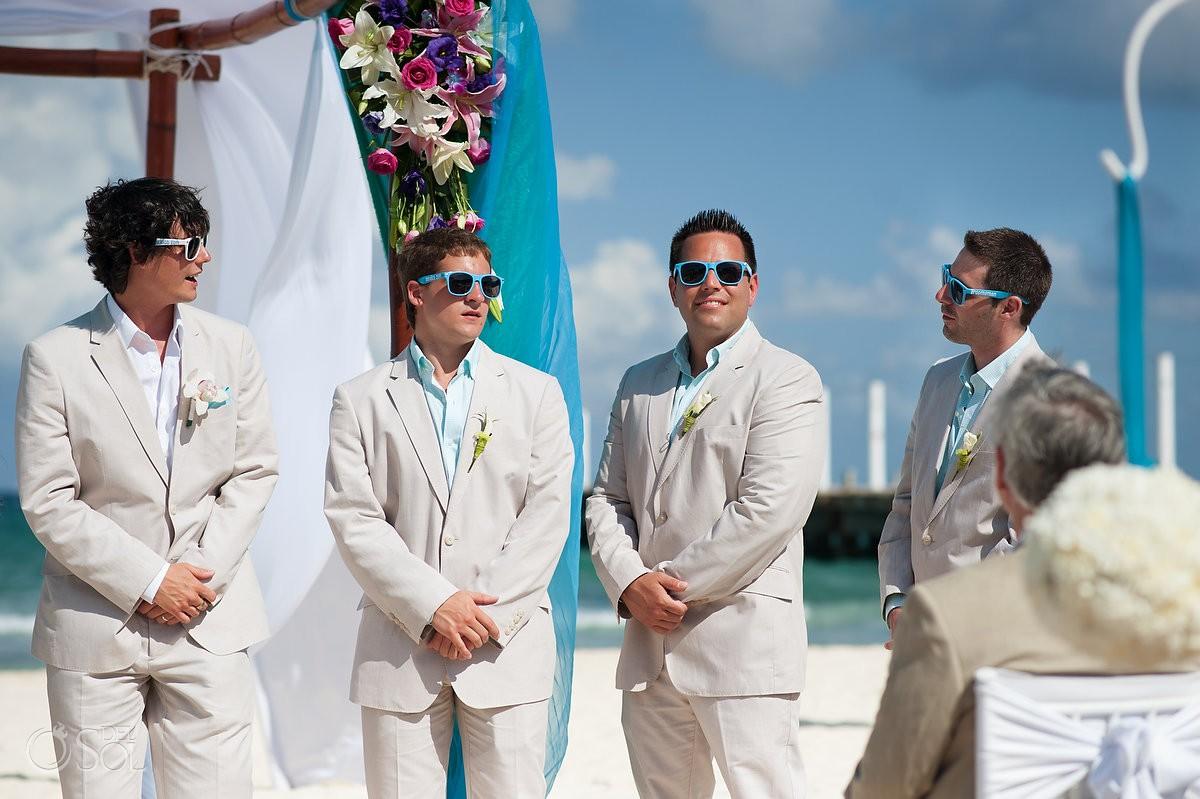 Destination Wedding at The Royal Playa del Carmen – Jesie and Mark ...