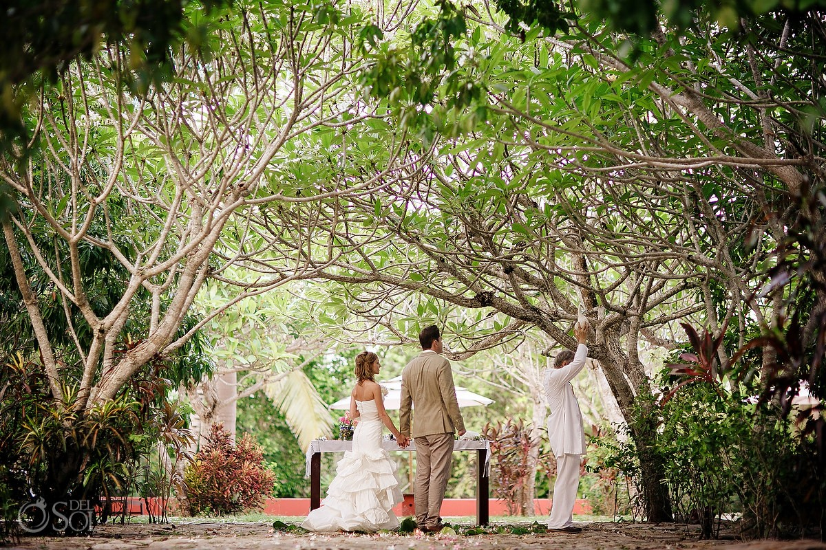 Hacienda Yucatan wedding Mexico Del Sol Photography