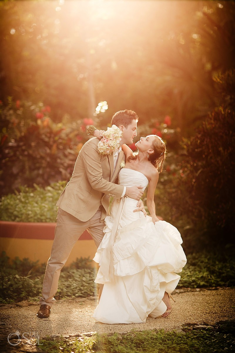 Hacienda Yucatan Mexico wedding Del Sol Photography