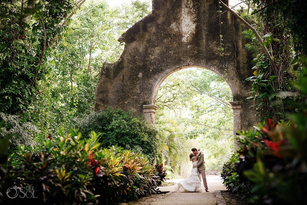 Yucatan Hacienda wedding Mexico Del Sol Photography
