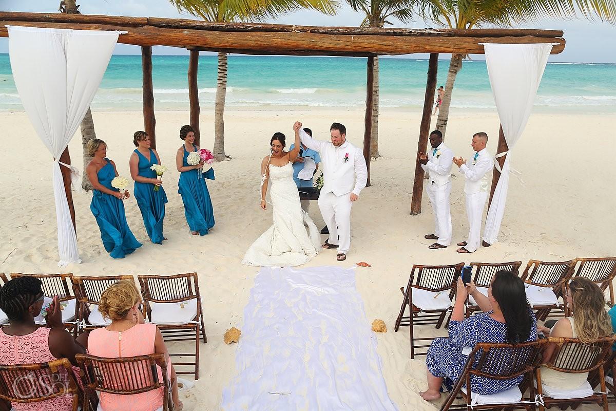 wedding gazebo at Secrets Maroma