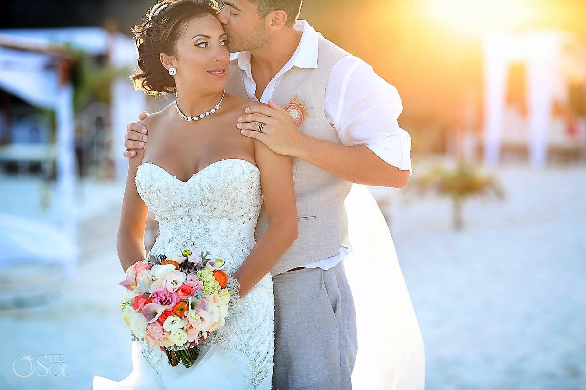 Akiin Tulum Destination Wedding Photo