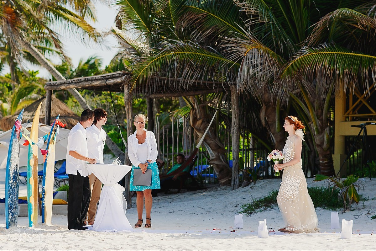 Tulum Mexico Weddings Tulum Beach Wedding Nueva