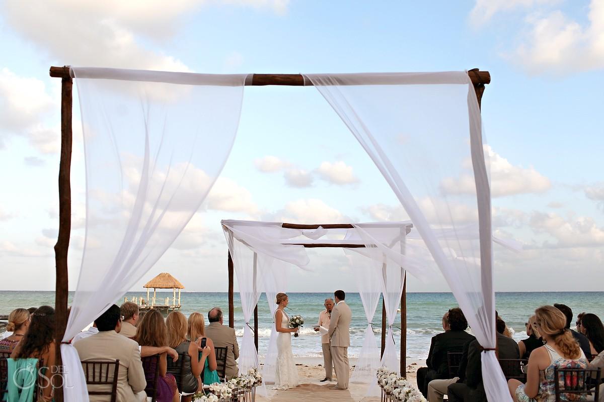 Viceroy Riviera Maya Wedding Amanda Peter