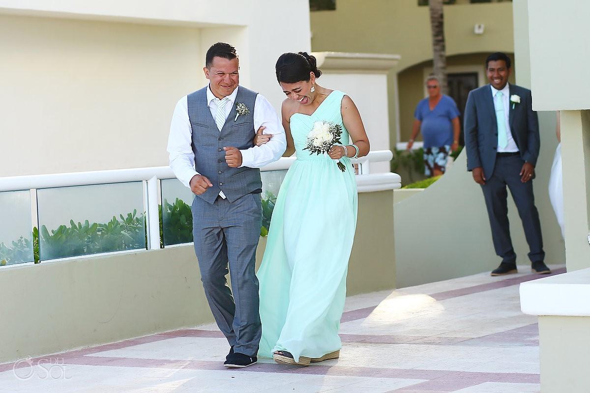 Cancun Wedding at Gran Caribe Real - Edna and Ricardo - Del Sol ...