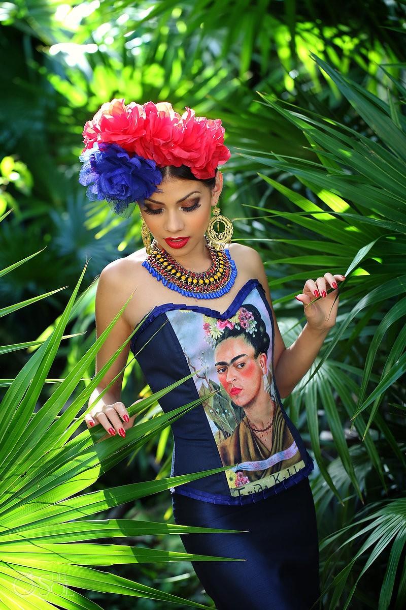 Claudia Bo Designer Frida Kahlo
