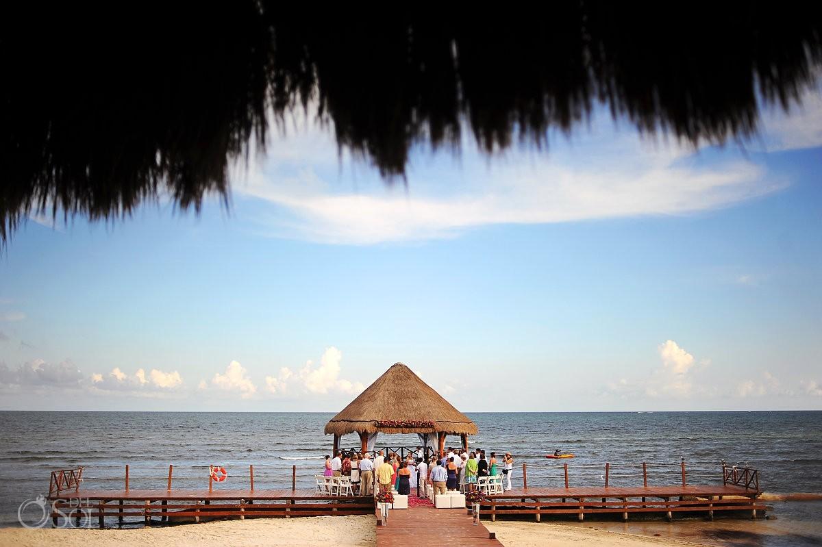 Secrets Silversands riviera cancun wedding
