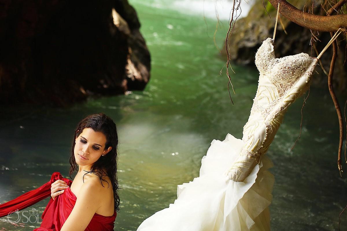 trash the dress workshop San Luis de Potosi wedding