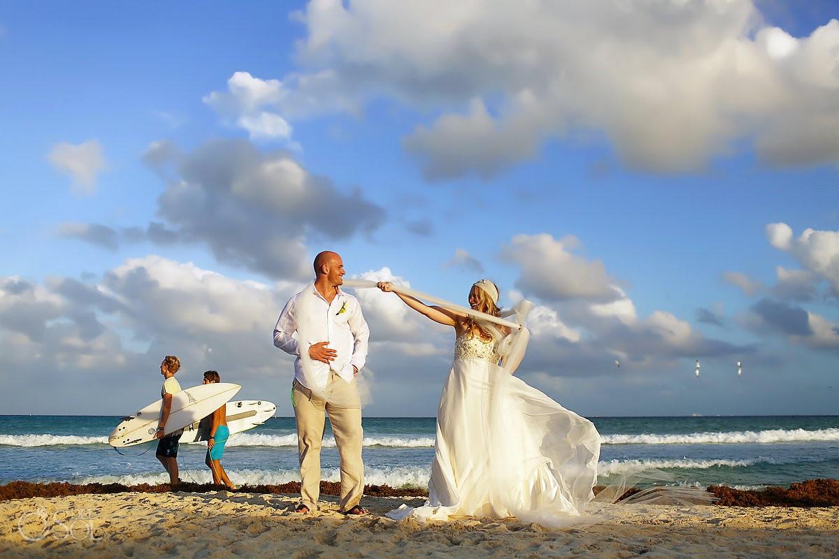 destination weddings Royal Playa del carmen