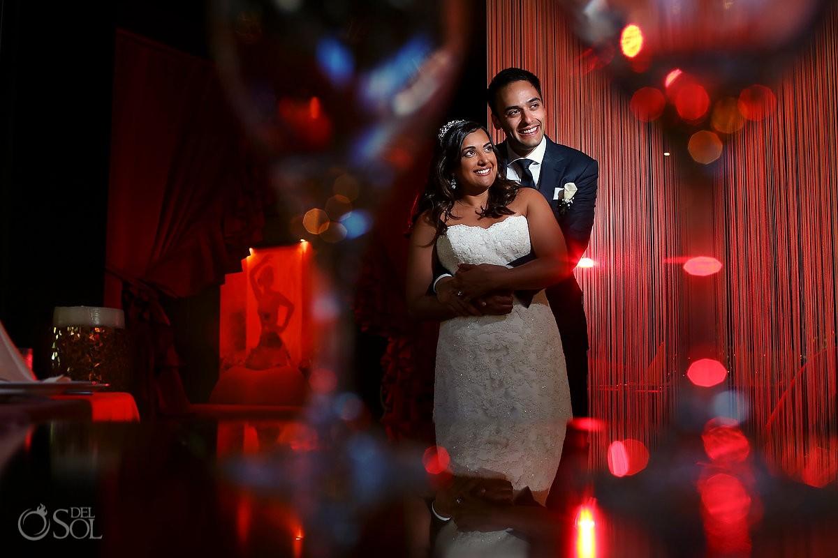 Destination wedding Now Jade newlyweds Riviera Maya
