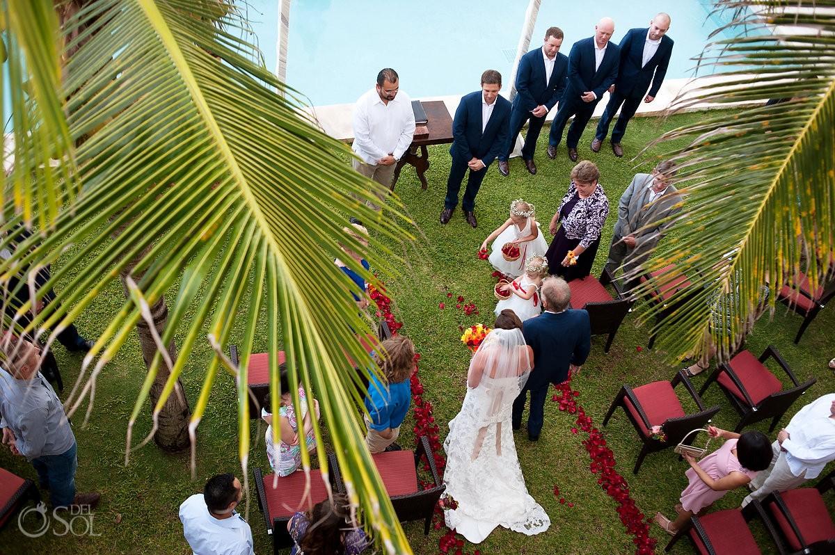 Hacienda del Mar Wedding