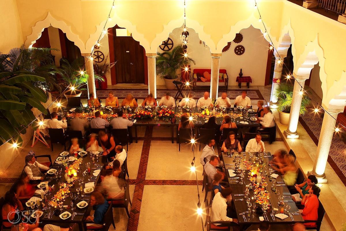 Destination Wedding Reception Hacienda Del Mar