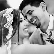The Reef Playacar wedding newlyweds Playa del Carmen Mexico
