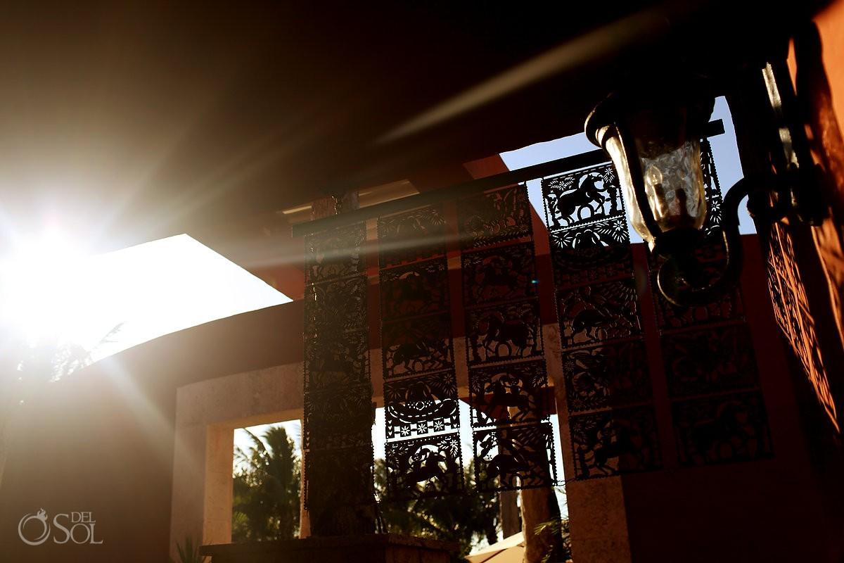 Zoetry Paraiso de la Bonita in the Riviera Maya lobby
