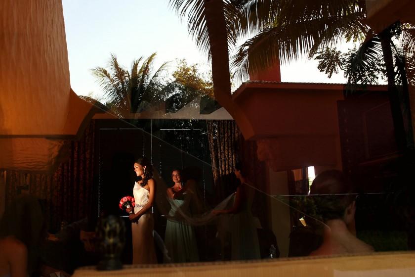 Destination wedding venue Zoetry Paraiso de la Bonita Riviera Maya