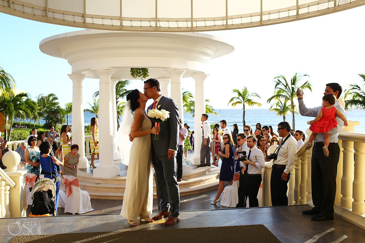 Destination Wedding At Barceló Maya Palace Deluxe