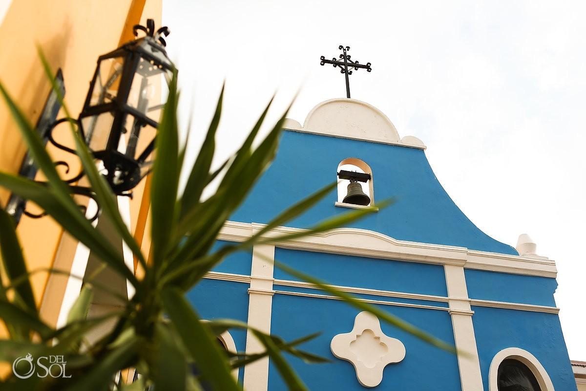 Top Five Riviera Maya Church Wedding Venues 0001 - Traditional Wedding Venues