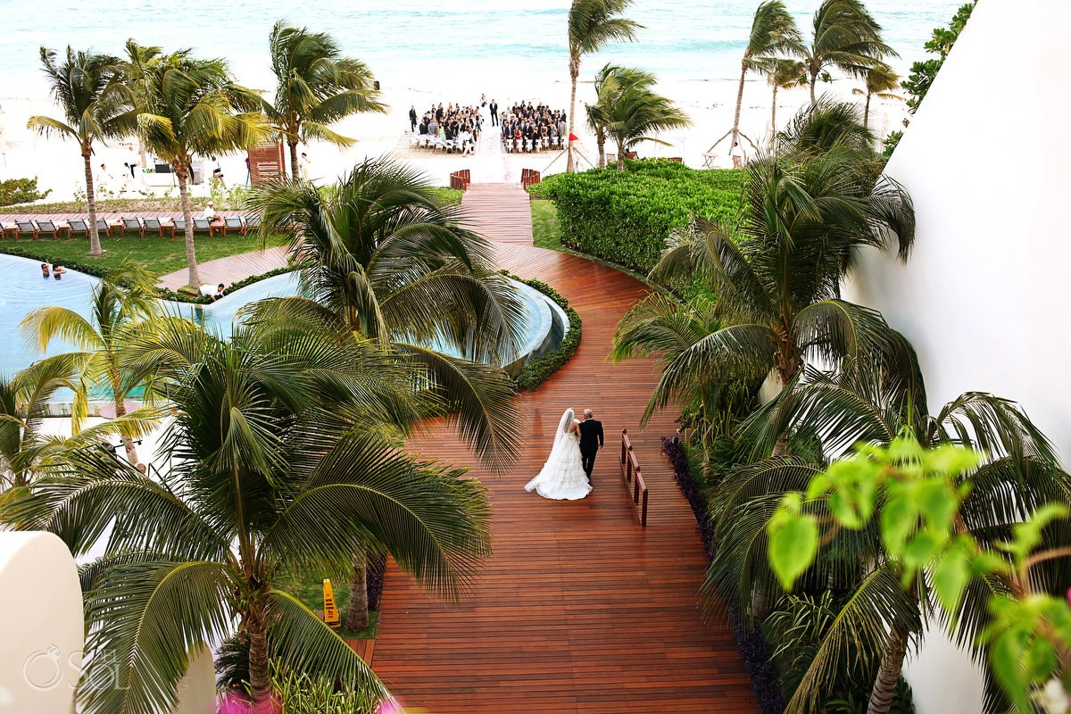 Grand Velas destination wedding venue luxury resort