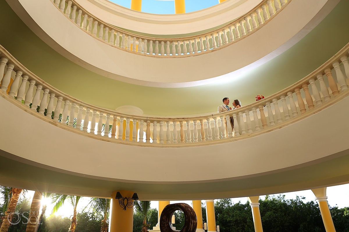 Destination wedding iberostar Riviera Maya