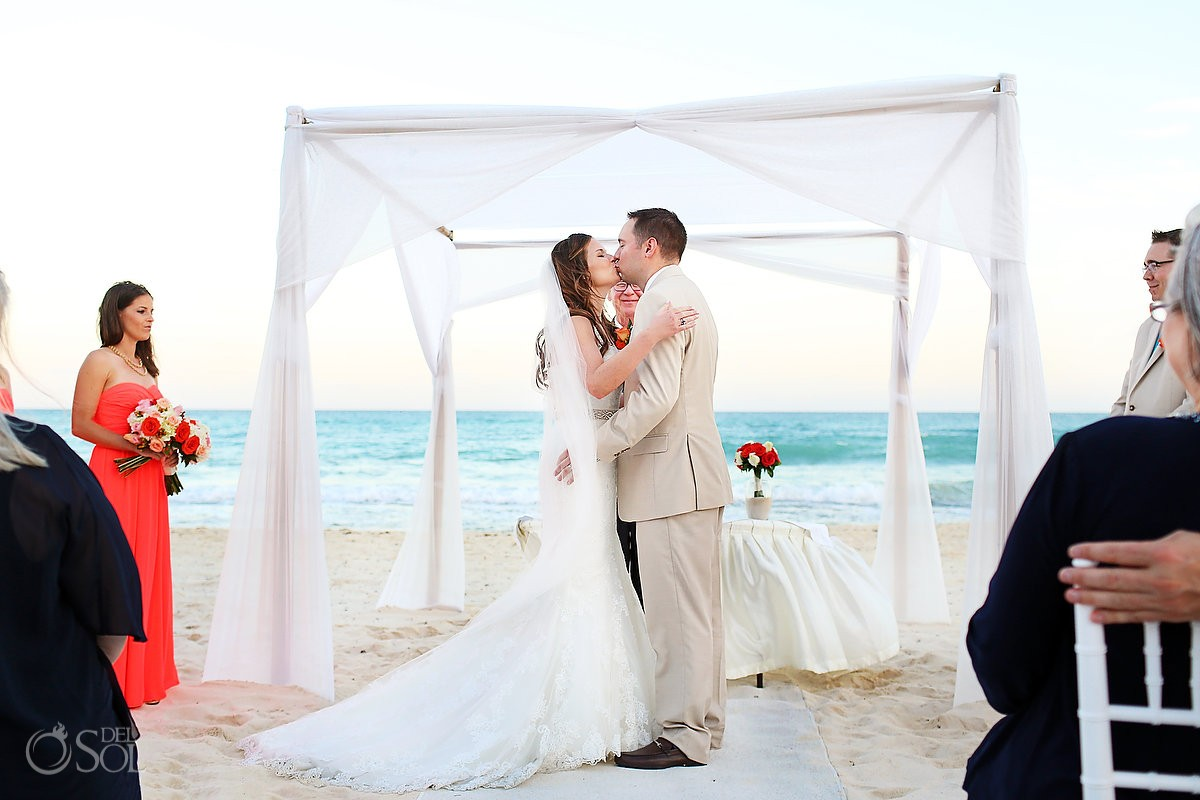 Riviera Maya Wedding At Iberostar Grand Hotel Paraiso