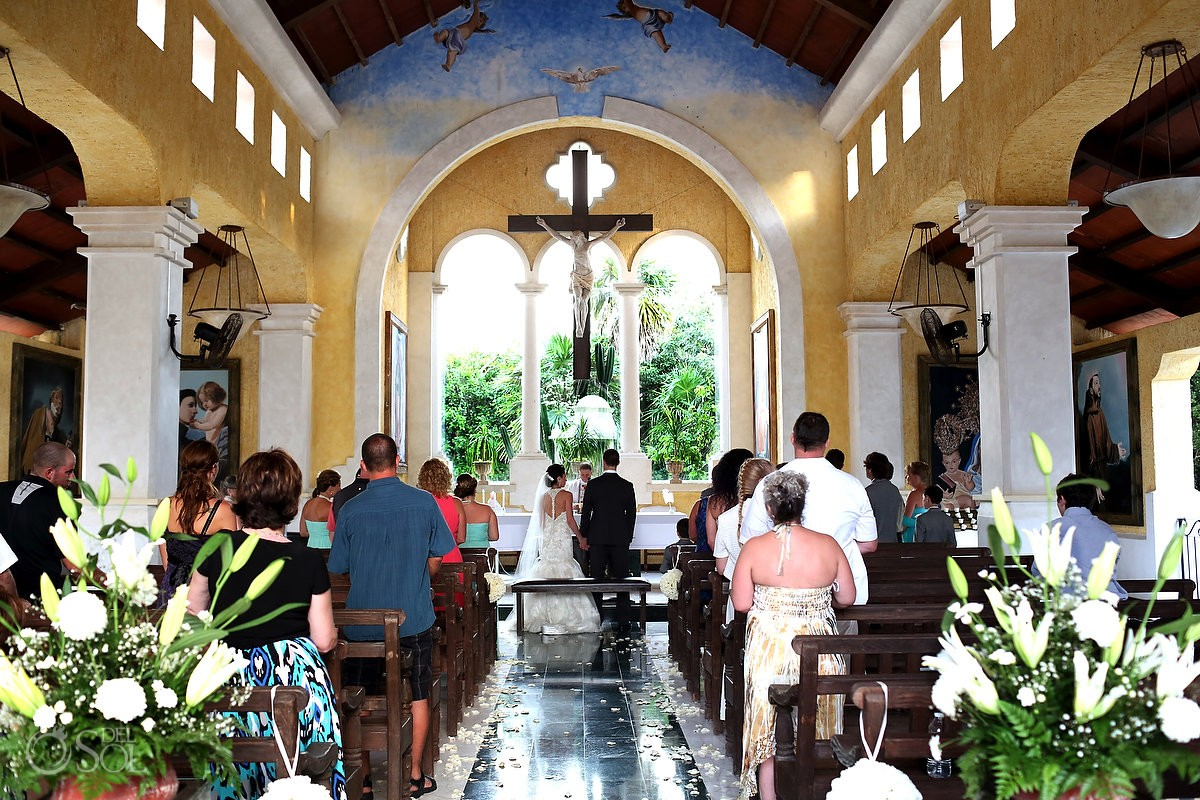 Grand Palladium Kantenah Riviera Maya Church