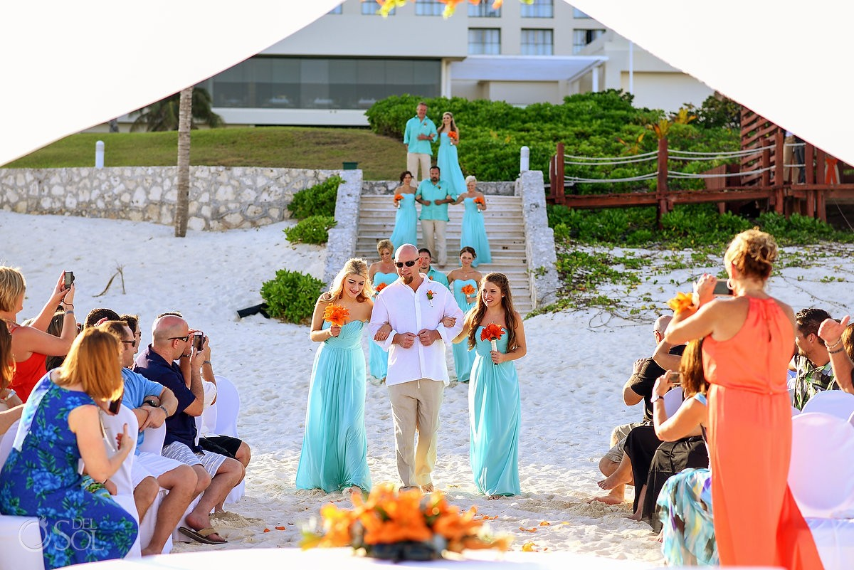 Iberostar wedding packages cancun mini bridal for All inclusive wedding packages