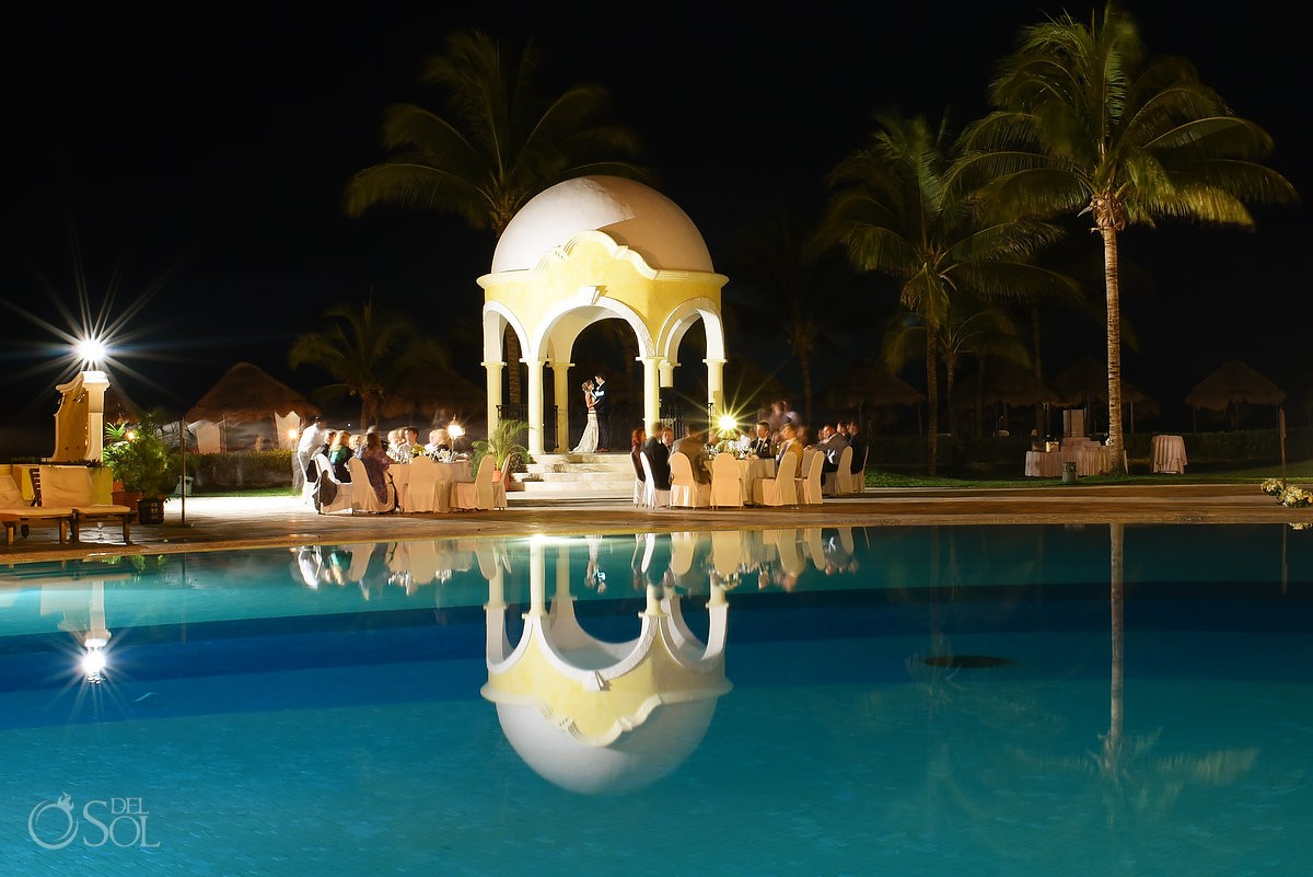 Secrets Capri Wedding Gazebo