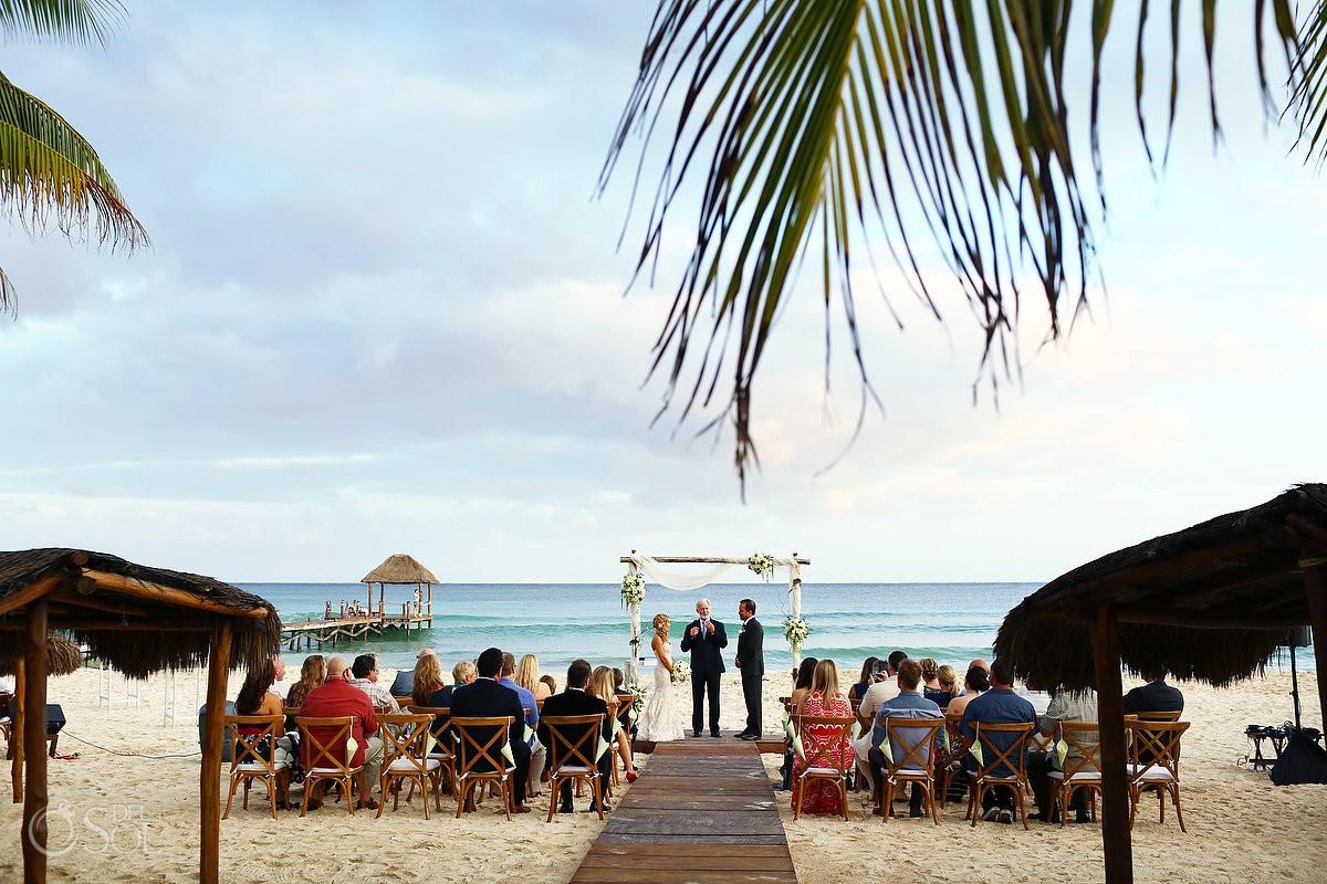 Viceroy Riviera Maya Wedding