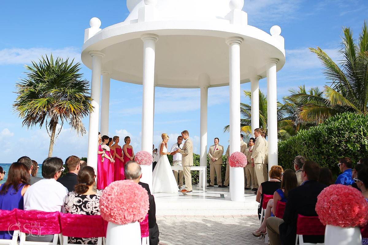 Grand Palladium Wedding Riviera Maya