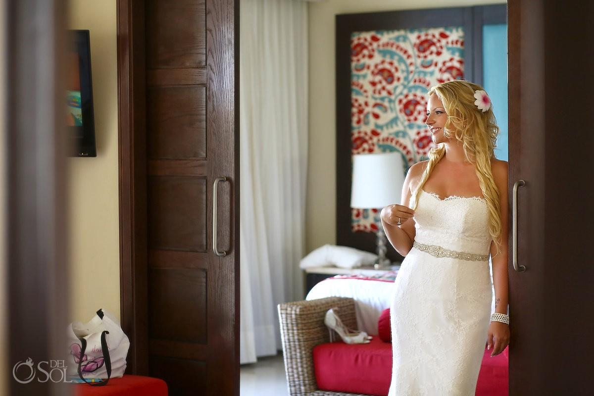 Now Jade wedding bride