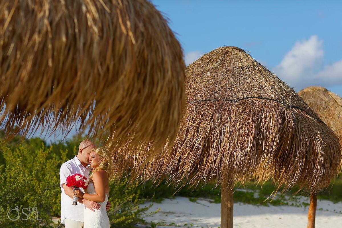 Now Jade wedding beach