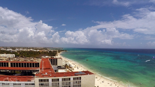 The new Grand Hyatt Resort in Playa del Carmen