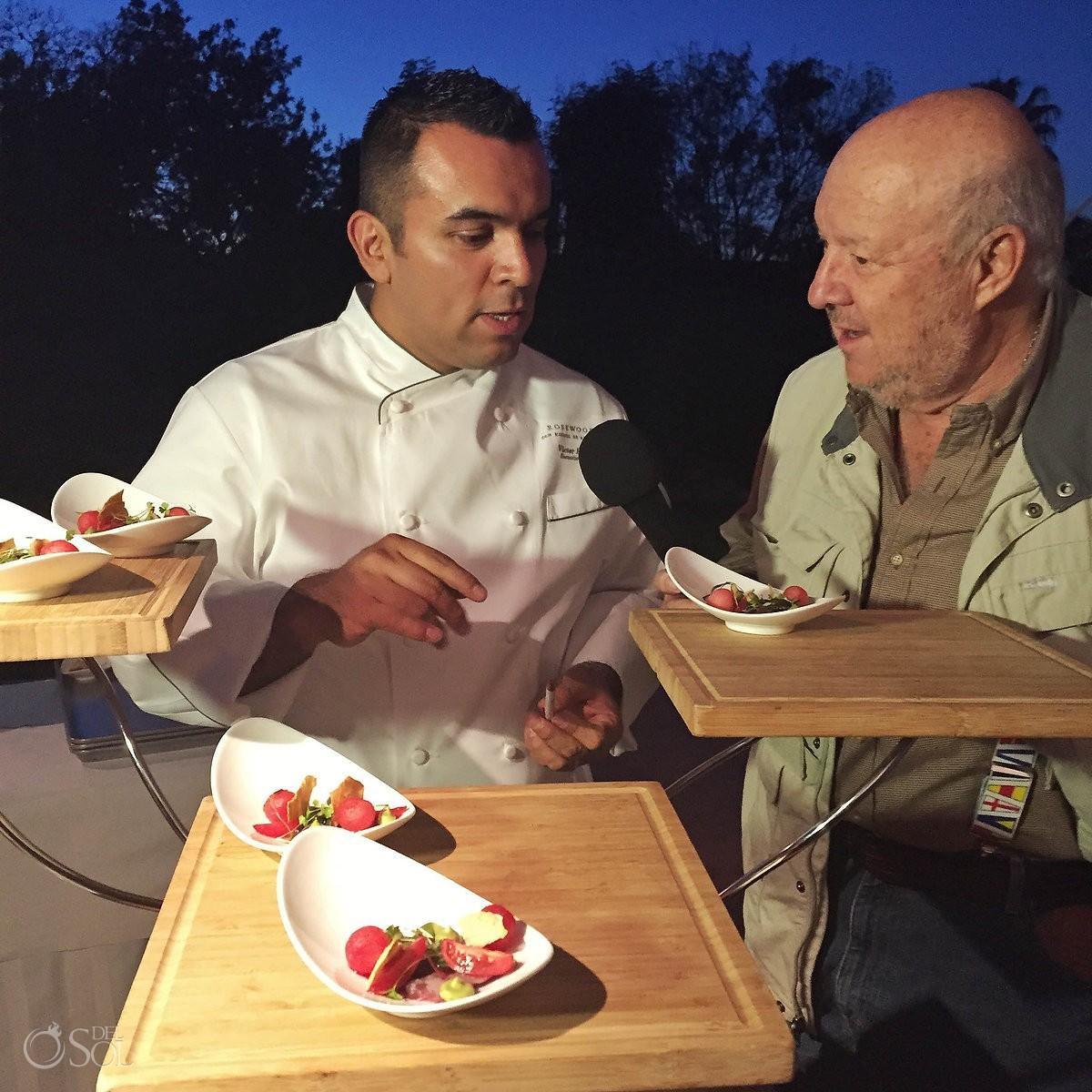 Rosewood San Miguel de Allende Chef Palma and Oscar Cadena