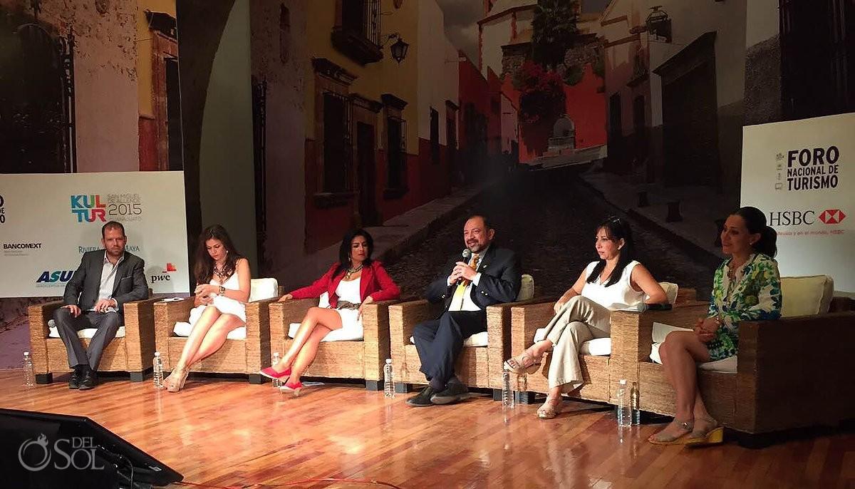 Kultur 2015 Foro Nacional de Turismo San Miguel de Allende