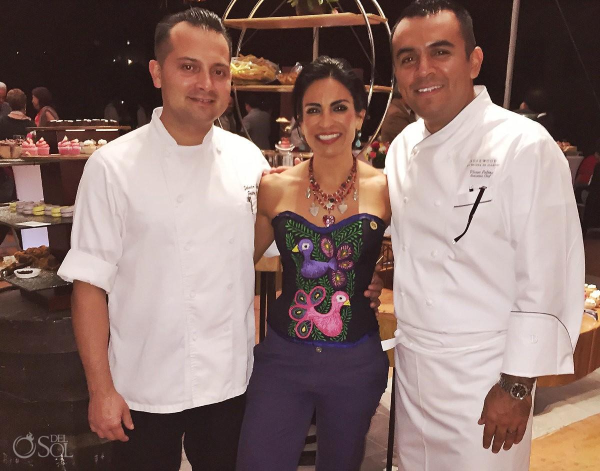 Chefs Rosewood San Miguel de Allende Guanajuato with Sol Tamargo