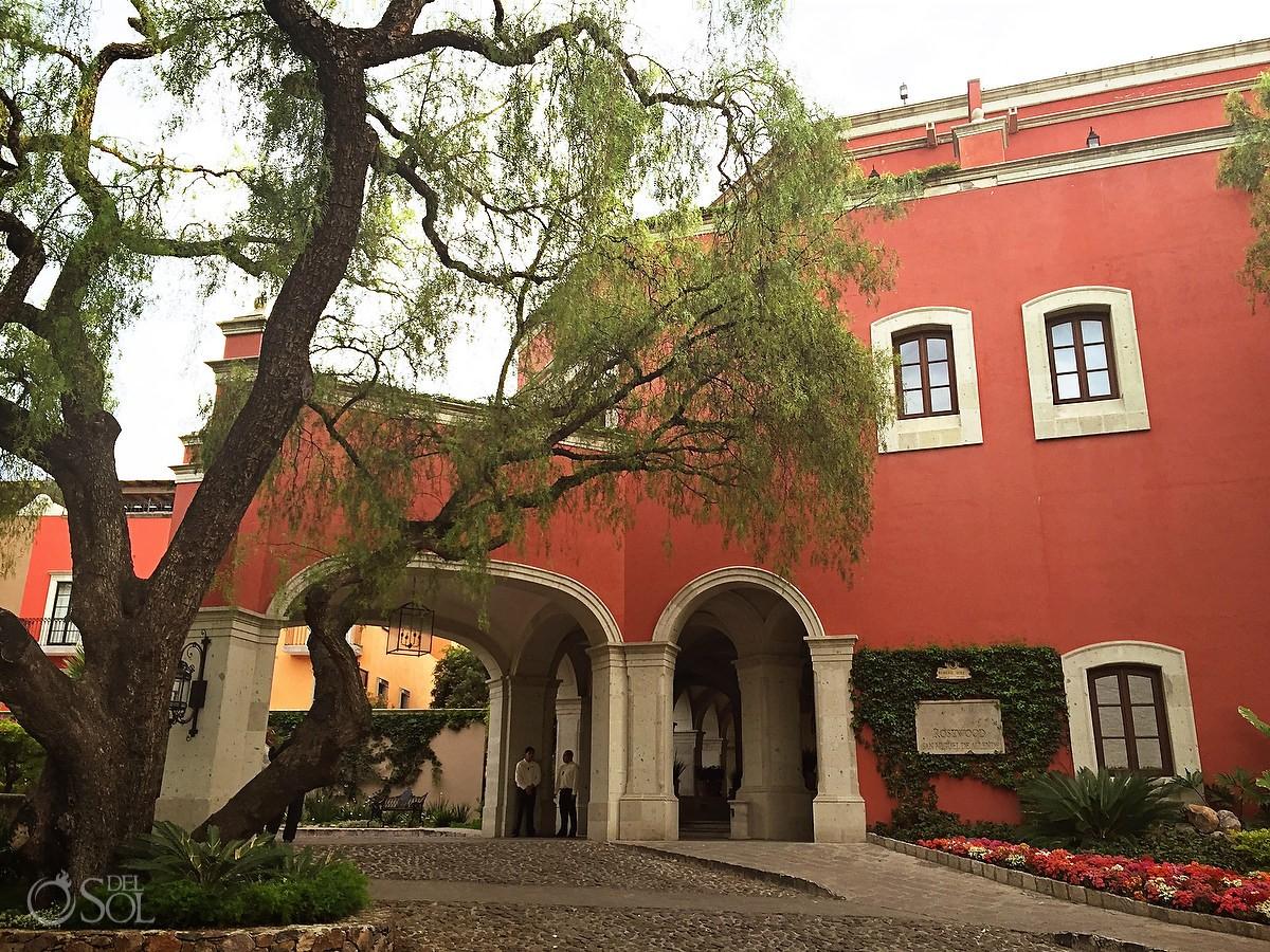 Rosewood San Miguel de Allende Kultur 2015 Foro Nacional de Turismo