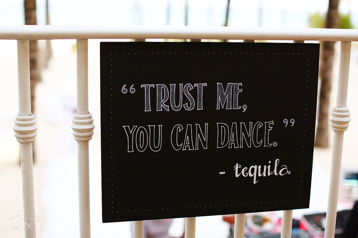 Trust Me, You Can Dance - Tequila