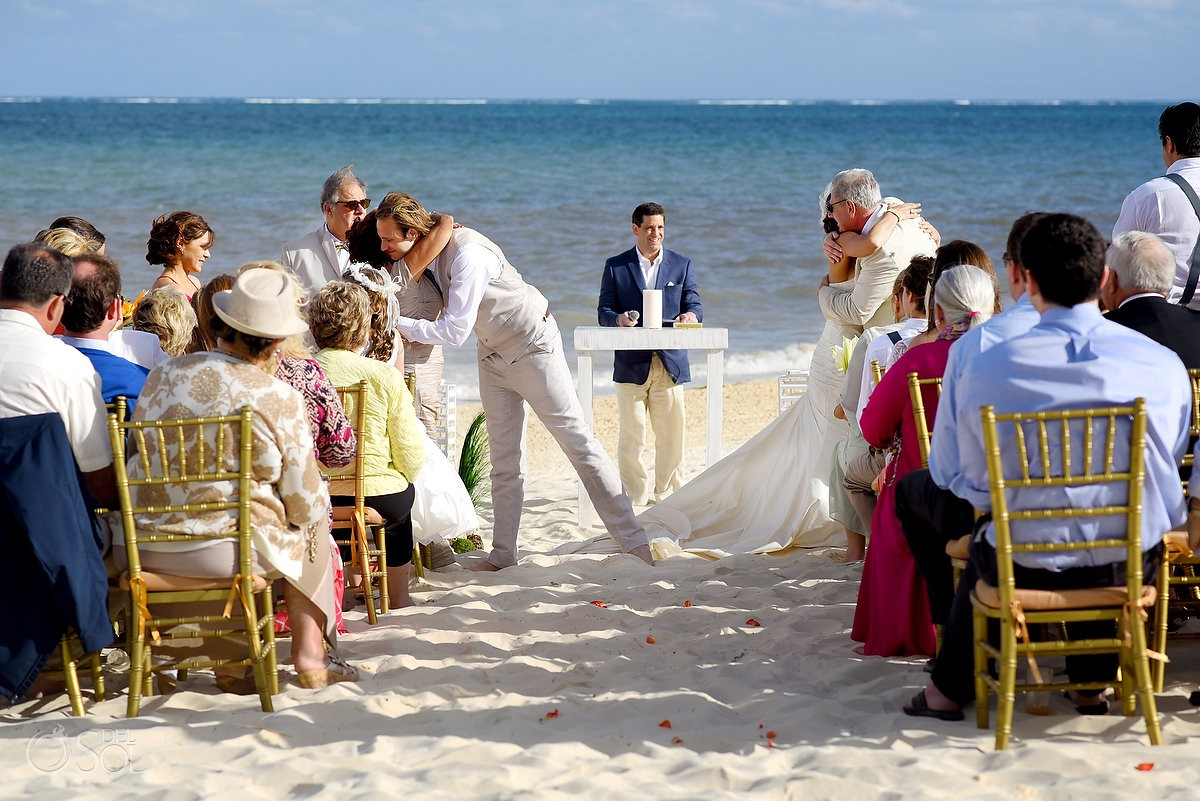 Ocean Coral and Turqesa Resort Weddings