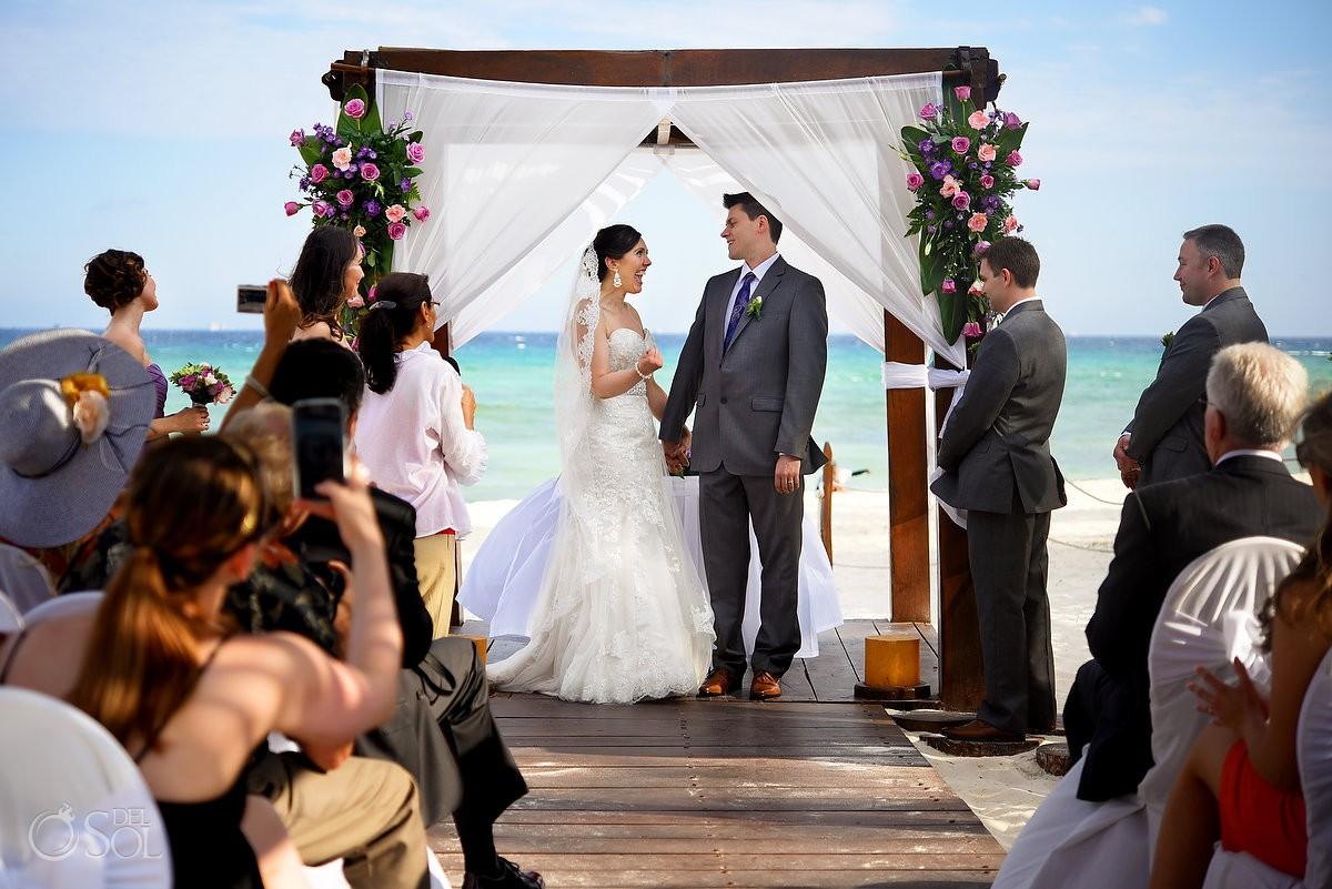 Destination Wedding at Grand Sunset Princess