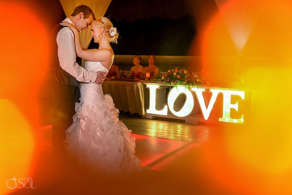 Grand Sirenis Riviera Maya Resort wedding photography