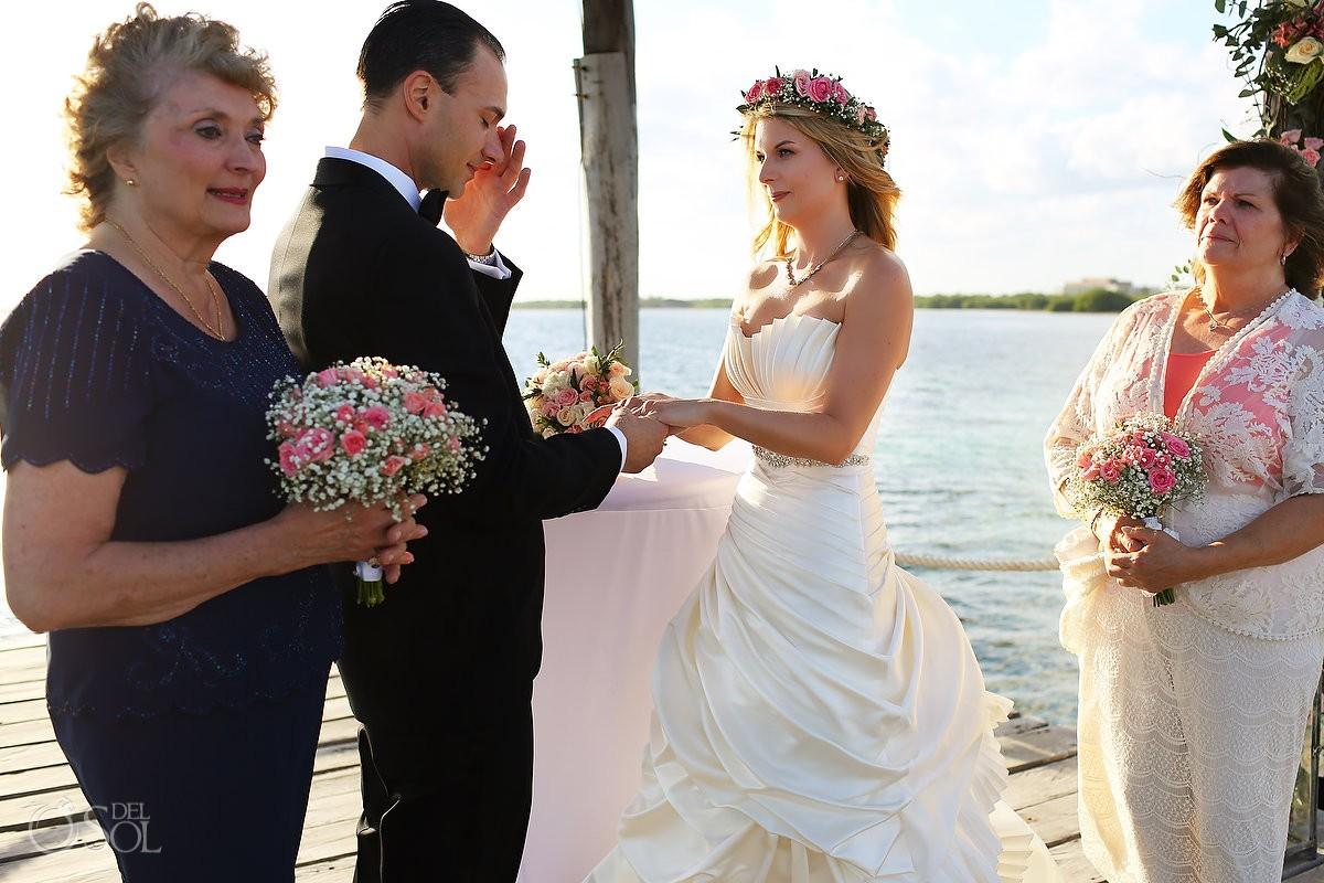 Nizuc Cancun wedding