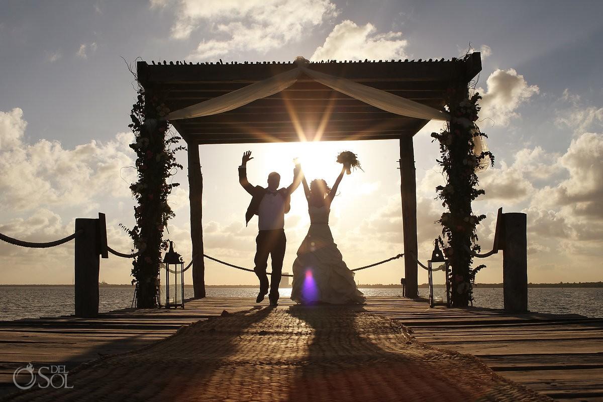 Nizuc Cancun wedding photo