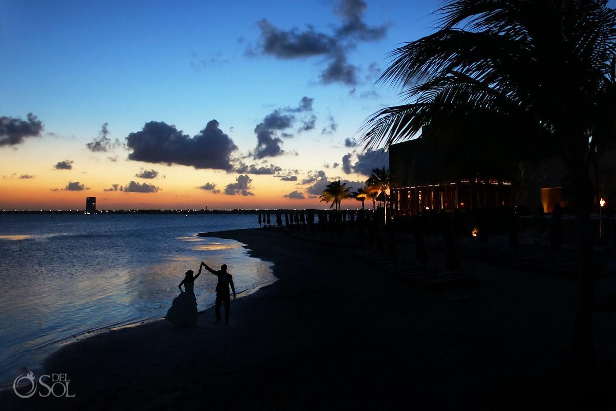 Nizuc Cancun wedding photographer